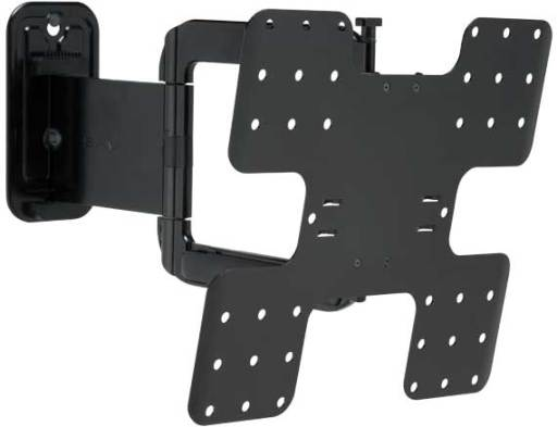 VMF322-B, Black, Front Right Extended Tilt